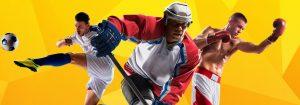 ставки на спорт онлайн Parimatch